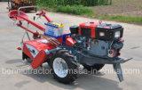Df (DongFeng)は18/20HPに高性能力の耕うん機の/Two-Wheelのトラクターか歩くトラクターまたは手のトラクターをタイプする