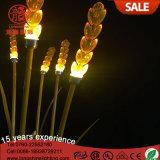Weihnachtsweizen-Garten-im Freienlichter LED-220V IP68 gelber dekorativer