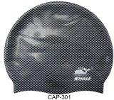 Repetición de la impresión baja MOQ Natación Gorras