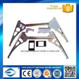 Sellado de la parte y perforación del sellado del metal