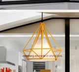 Gaststätte-Dekoration-modernes Lampen-Leuchter-Projekt-hängende Lampe