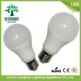 PBTのプラスチックE27 B22 LED電球と12Wアルミニウム