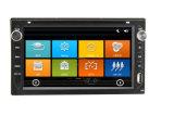 Universalautoradio-Multimedia für Nissans mit Wince-Version (ZT-UN605)