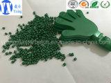 Cor verde Masterbatch da pérola e plástico Masterbatch para o frasco plástico e o frasco do cuidado pessoal