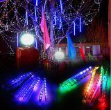 Het Licht van de waterdichte LEIDENE SMD5050 3528 Buis van de Meteoor voor de Decoratie van de Kerstboom