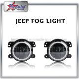 Nebel-Licht der RGB-Nebel-Licht-4 mustert hinteres des Zoll-LED mit bluetooth Steuerwinkel Lichter des Halo-Nebel-LED für JeepWrangler