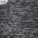 Tecido de sofá de Chenila preto de fornecedor chinês