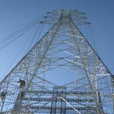 400kv de Toren van de Stroom van het Staal van de Hoek van de transmissie