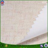 Tela ignífuga impermeable tejida materia textil del apagón del poliester de la tela para el sofá y la cortina confeccionada