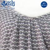 Robe sexy ronde de dames de chemise courte avec le cordon sur la taille