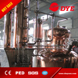 Heißes verkaufendes Destillation-Glasgerät des kurzen Pfad-2017