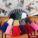 Мешок упаковки ювелирных изделий/мешок бархата