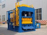 Bloc automatique de Qt6-15b faisant à machine la machine concrète de brique