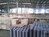 PVC 코팅을%s 가진 직류 전기를 통한 강철에 의하여 용접되는 철망사