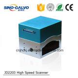 Galvo Jd2203 do laser para a máquina da marcação do laser da fibra 20W