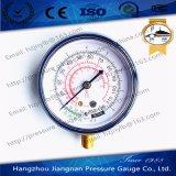 indicateur de pression de la réfrigération 250psi de 70mm pour R-22/R-12/R-502