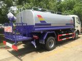 Dongfeng 6 Wielen 6000 van het Water Liter van de Vrachtwagen van het Vervoer de Vrachtwagen van het Water van 6000 L voor Verkoop