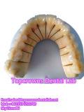 Много видов системы CAD/Cam пользы мостов Zirconia сделанной в лаборатории Китая зубоврачебной