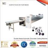 Doppelt-Kopf automatische Schokoladen-Gussteil-Maschine (K8016030)