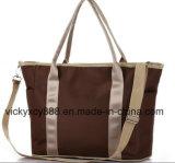 品質の大きい容量の単一の肩の赤ん坊のオルガナイザーのおむつ袋(CY3636)