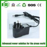 pequeño Bluetooth cargador de batería de los altavoces del receptor de cabeza de 12.6V2a a la fuente de alimentación para la batería del Li-ion