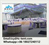 結婚披露宴のテントのために透過3000人を驚かせる整形テント