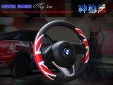 Accesorios de cuero promocionales de la funda de la cubierta del volante del coche de la PU de Hotsales