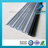 Perfil de aluminio de la aleación T5 para la pieza inserta para MDF Slatwall con buen precio