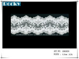 Oeko Free Lycra Lace Trim Accessory Polyester Laces