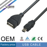 Sipu beste Soem-ODM-Flechten-Schild-Extension Mikro-USB-Kabel