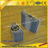 6063 T5 het Aluminium Heatsink van het Profiel van de Uitdrijving van het Aluminium
