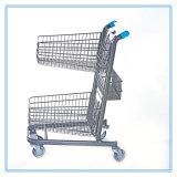 Neue Art Hight Qualitätsstoss-Karren für das Einkaufen