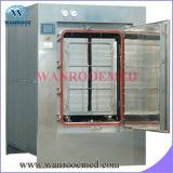 Drehsuperwasser-Sterilisator für Lipid-Emulsion