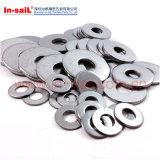 ISO7091, DIN126, DIN127, розетки, одиночные пружинные шайбы спиральной пружины