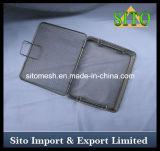 Cestas de la desinfección del acero inoxidable con la cubierta