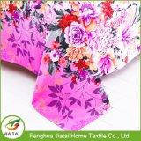 Rey de lujo impreso flor de encargo Cotton Bedding Sets