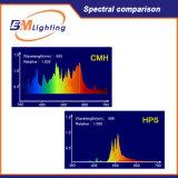 معدن [هليد] الثّقل [600و] [هدروبونيك] يثنّى مصباح ضعف إنتاج الثّقل