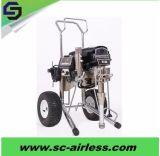 St 6450L 바퀴를 가진 쉬운 이동하는 전기 색칠 기계