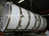 14Lの縦のステンレス鋼タンク