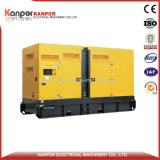 gruppo elettrogeno diesel silenzioso eccellente di 160kw 200kVA Doosan (motore P086TI)