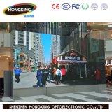 Videodarstellung-Funktion und Bekanntmachen im Freienverbrauch der im Freien farbenreichen Bildschirmanzeige LED-P6