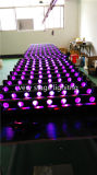 8X10W 4in1 RGBW que gira luz principal movente da barra clara do feixe do diodo emissor de luz