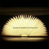 [لد] [ردينغ بووك] مصباح مع تغذية خشبيّة