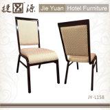 Aluminiumhotel-Gaststätte, die Stuhl (JY-L158, speist)