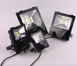 Brigeluxクリップ30ワット保証3年のの屋外LEDのフラッドランプ