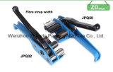 tensor y cortador de la economía de 25-50m m para atar con correa compuesto y Corded del poliester (DT-2550)