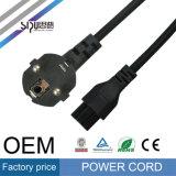 Sipu europäischer Standard-Energien-Kabel Wechselstrom-Netzkabel mit Cer