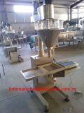 Máquina de rellenar volumétrica semi automática de leche en polvo entera 10-5000g