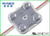 Éclairage extérieur de modules d'injection d'IP67 2W SMD DEL pour le signe