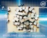 다이아몬드는 돌 절단 잎 절단 화강암 및 대리석을%s 톱날 세그먼트를